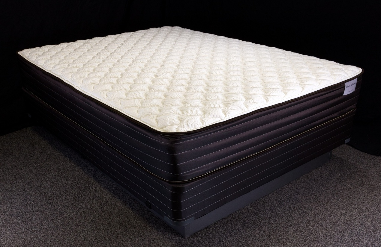 Now Mattresses Hyde Park Plush Twin By Oliver Amp James