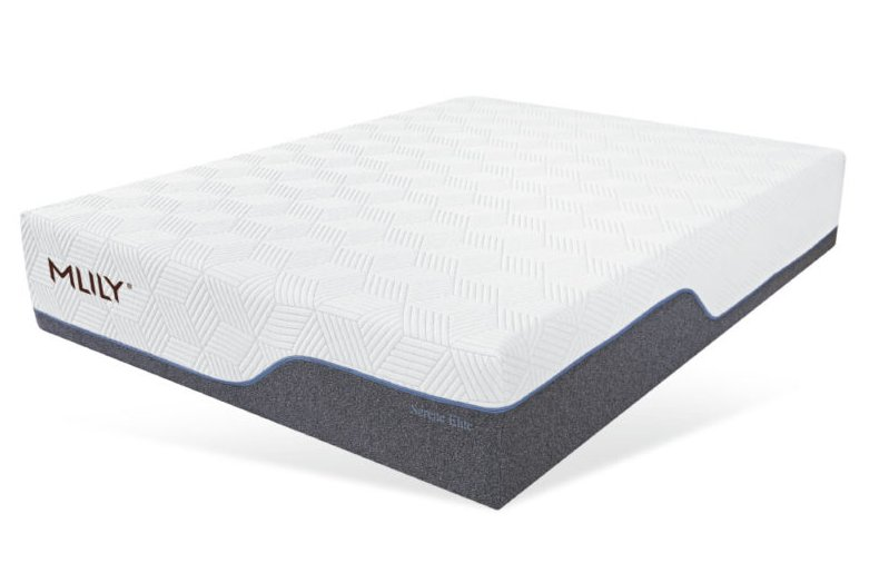 Serene Elite 13 Inch Memory Foam Mattress Twin XL